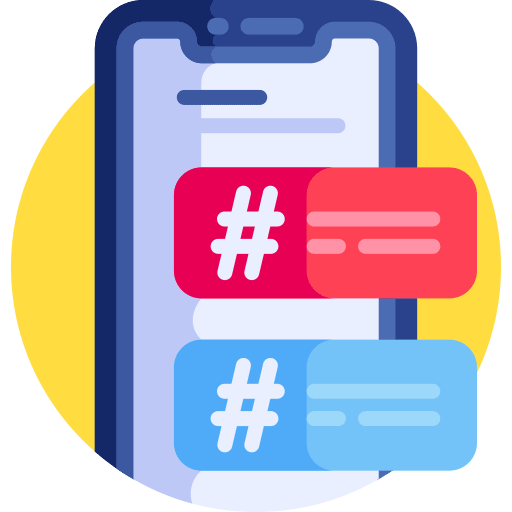Análise de Hashtags